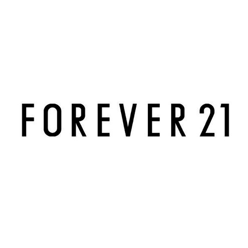 Forever 21 coupon logo