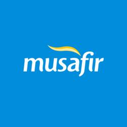 Musafir logo