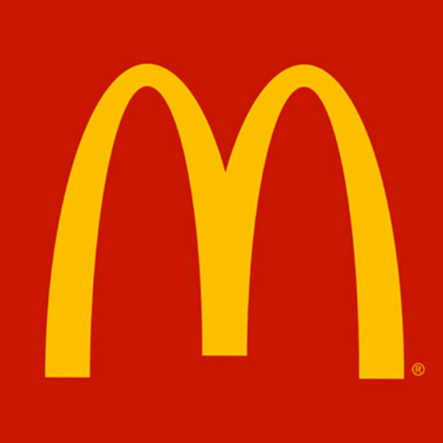 McDonalds coupon logo